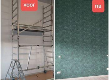 Janis Schilderwerken  - Behangwerken